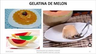 PROYECTO: VALOR AGREGADO DEL MELON EN MATAMOROS, COAH., MEX. 2019