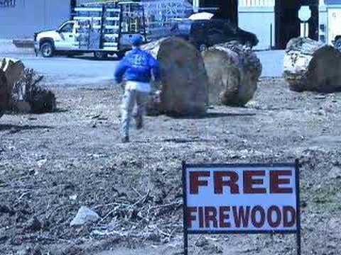 Maximum Comedy - Free Firewood