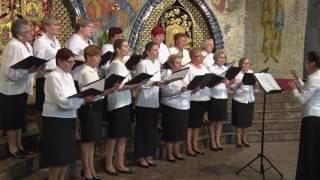 Hajnowskie Dni Muzyki Cerkiewnej'2016 - Chór Parafii Prawosławnej w Nowoberezowie