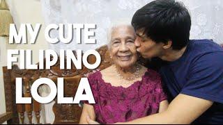 My Cute Filipino Lola (Philippines)