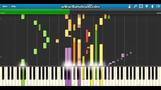 Whitney Houston - Saving All My Love For You [Piano Tutorial] (Synthesia)