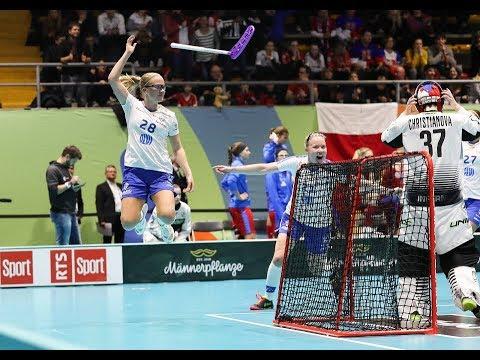 Maalikooste: MM2019 Pronssiottelu, Suomi-Tshekki 5-4 JA (naiset)