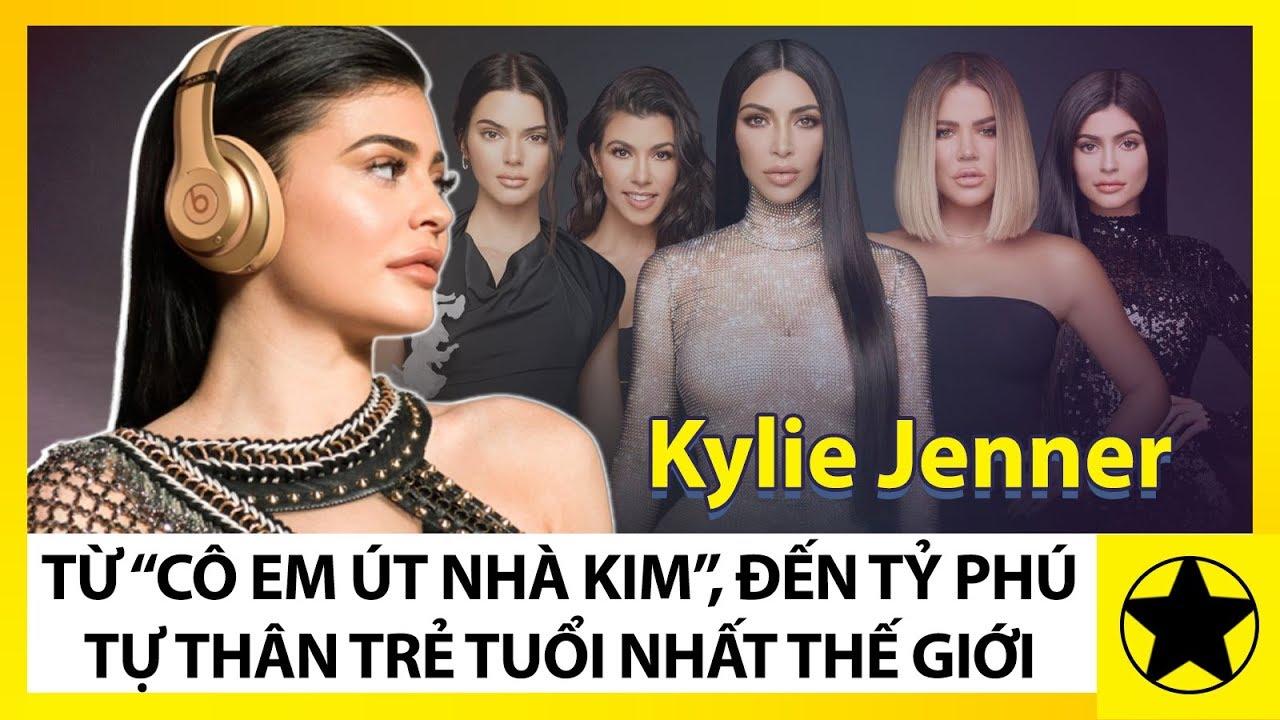 """Kylie Jenner –  Từ """"Cô Em Út Nhà Kim"""", Đến Tỷ Phú Tự Thân Trẻ Nhất Thế Giới"""