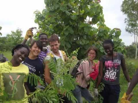 Canada World Youth Ghana-Fredericton 2012