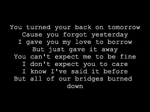Maroon 5 Feat. Wiz Khalifa - Payphone (Lyrics)