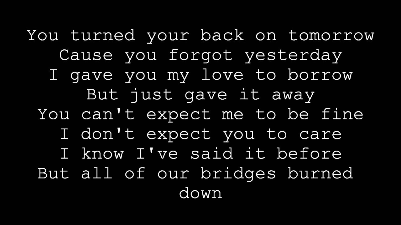 Don T You Be Holding Back Your Love Lyrics