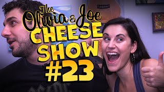 Really Aged Smoked Cheddar!! - (O&J Cheese Show - #23)