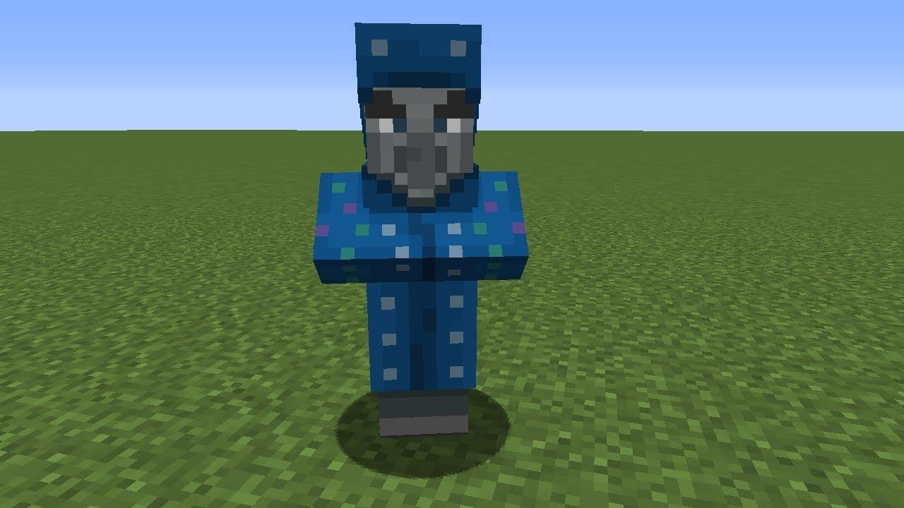 Minecraft Best Way To Kill A Illusion Illager Youtube