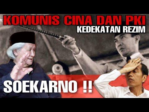 GEGEER !! Babe Bongkar Kedekatan Rezim Soekarno Dengan Komunis & PKI, Kalau Jokowi??