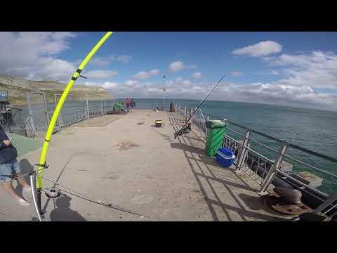 Llandudno Pier Fishing