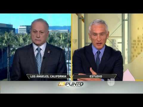 """Roque """"Rocky"""" De La Fuente en Al.Punto con Jorge Ramos"""