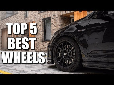 TOP 5 *BEST* WHEELS FOR YOUR MK7 GOLF