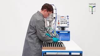 Tartler ГмбХ | МДМ 5 | зразок додаток електро цементації (ручний)
