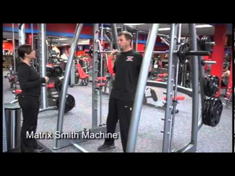 matrix smith machine