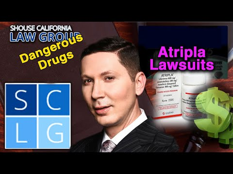 Atripla HIV drug lawsuits