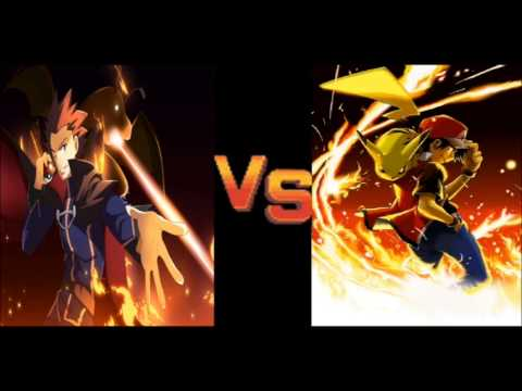 Pokémon Champion (Battle VS Lance and Red) Reorchestrated by skotein extended