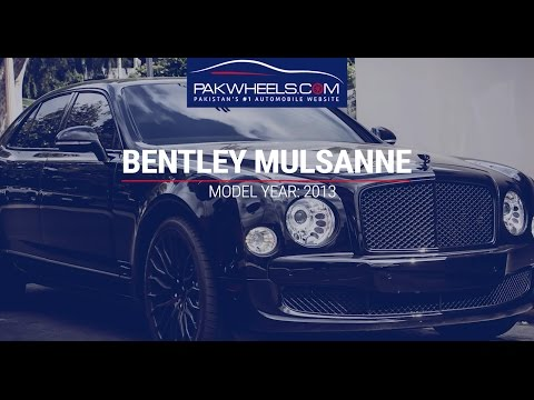 Bentley Mulsanne -