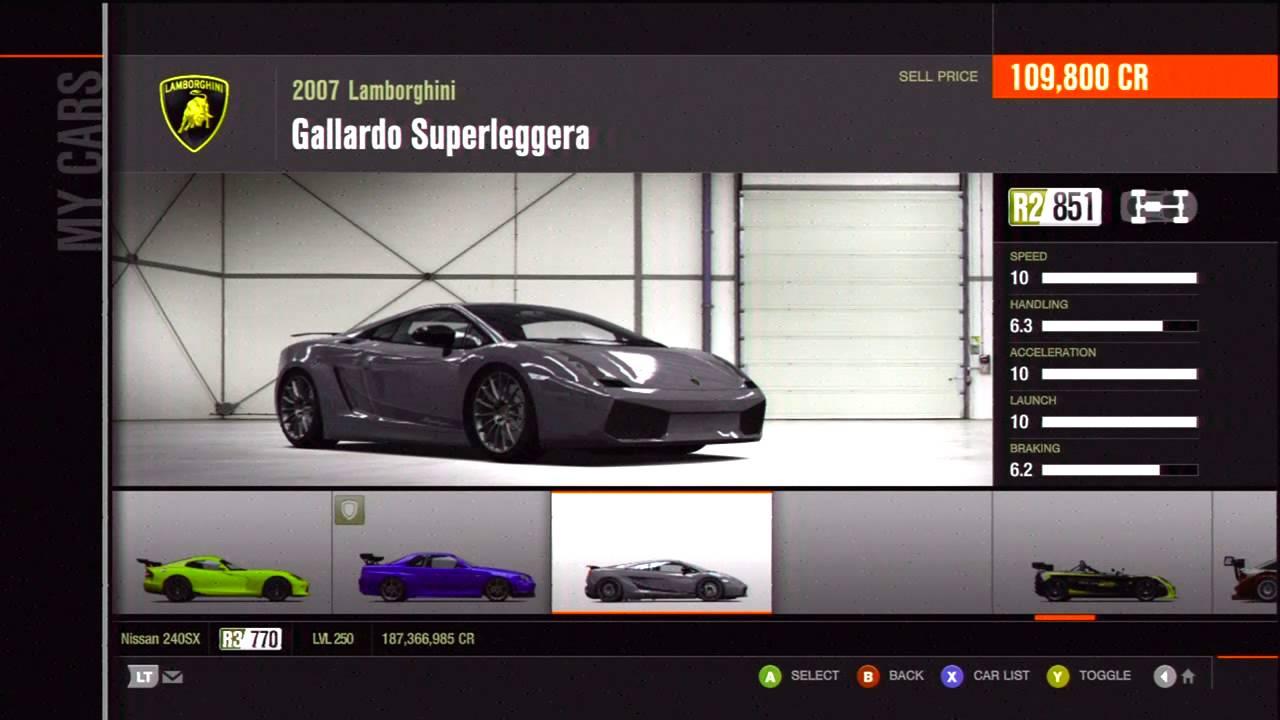 Modded Cars Forza Horizon