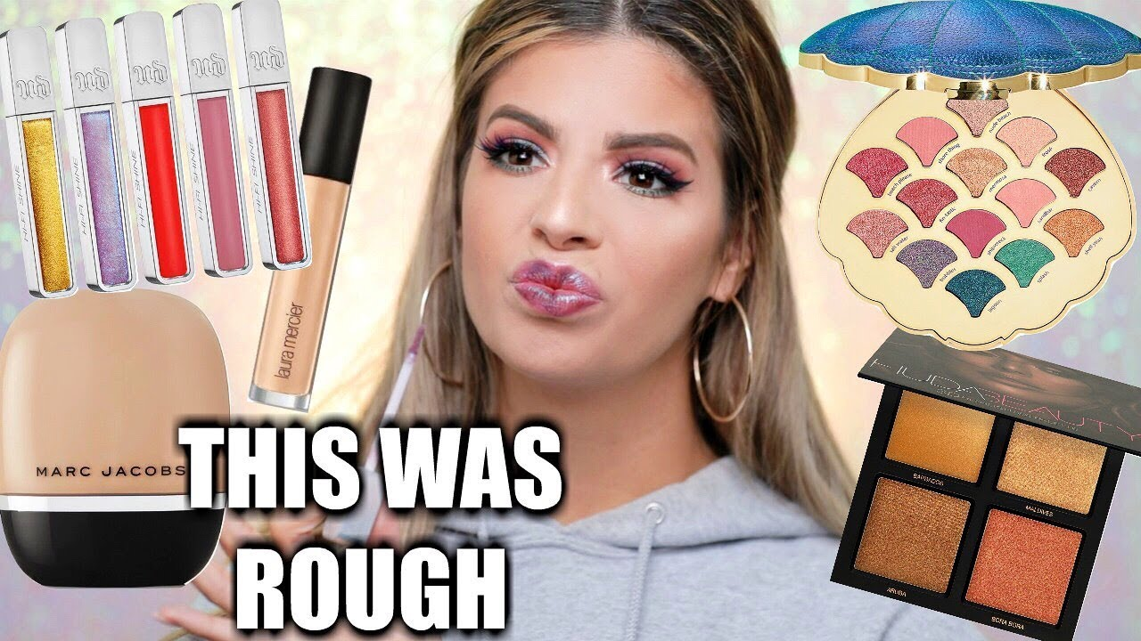 FULL FACE FIRST IMPRESSIONS MAKEUP TUTORIAL | ALMOST EVERYTHING FLOPPED