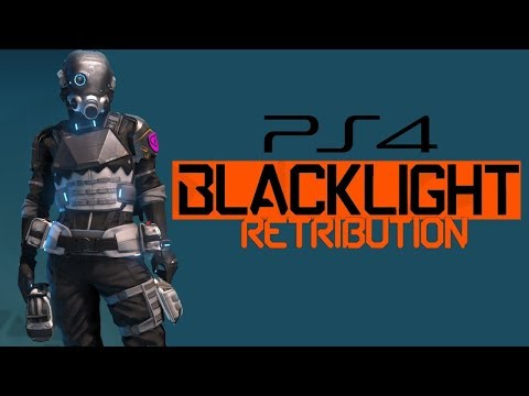Blacklight: Retribution - Call Of Duty Type Online Shooting Game - PS4 PRO - Difficult Opponents