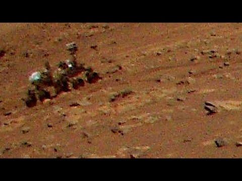 """КосмоСториз: Вертолет """"ingenuity"""" снял свой полет на видео (Марс в """"60 FPS"""" )"""