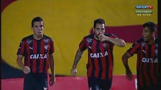 Vitória 2 x 1 Santa Cruz - Melhores Momentos - Brasileirão Serie B 2015