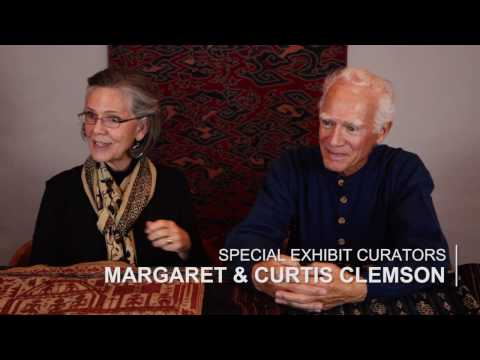 Indonesian Textile Treasures, A Living Legacy: Curated by Curtis & Margaret Keith Clemson