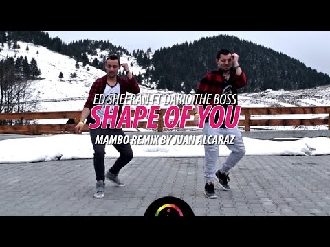 Ed Sheeran - Shape of You | Mambo Remix | Zumba Fitness Choreo by Ionut