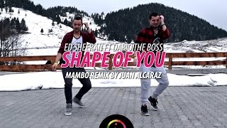 Shape of You * Mambo Remix * Zumba Fitness Choreo by Ionut