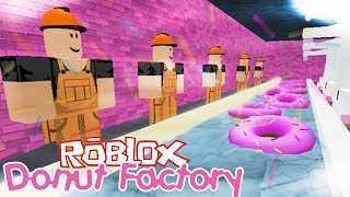 PERFECT TYCOON ON A FAT THURSDAY! | DONUT FACTORY TYCOON | ROBLOX #61