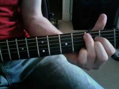 All By Myself - Eric Carmen Guitar Tutorial - YouTube
