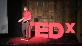 Graffiti: Art or Vandalism? Street Art in School & Communities | Diego Gonzalez | TEDxCountyLineRoad