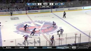 New York Rangers vs. New York Islanders 16.02.2015