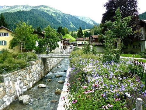 Klosters-Serneus/Canton: Grisons │Township Tour