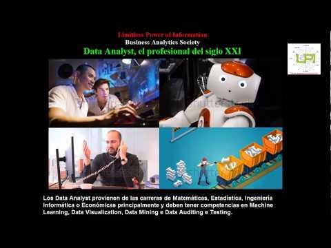 Data Analyst, la profesion del siglo XXI