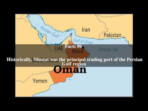 Oman Top # 8 Facts