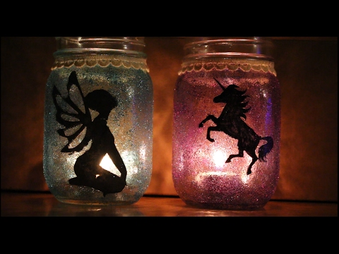DIY Fairy Lanterns! | MyLife AsKayla | The Arrow Faction