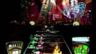 Custom Guitar Hero 2 song KMFDM - A Drug Against War