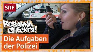 Was macht die Autobahnpolizei? (Rosanna checkt's!)