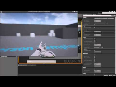 Custom Saved Game Settings for Unreal 4 Projects Pt 3 - Mouse/Keyboard Settings and Widget Switcher