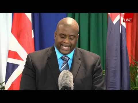 Premier Andrew Fahie Statement on Residency And Belonger Status in the BVI 2019