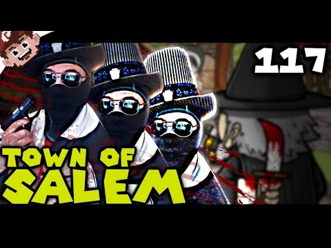 The SPY who SHANKED Me! (The Derp Crew: Town of Salem - Part 117)