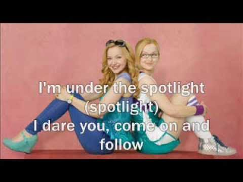 Dove cameron-better in stereo[lyrics on screen]full song[liv and maddie]