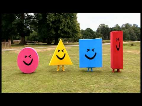 The Shapes Dance! (NEW) - Mister Maker