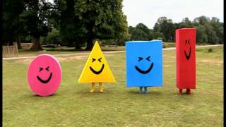 The Shapes Dance! (NEW) - Mister Maker thumbnail