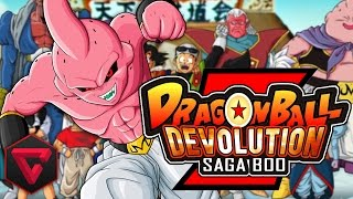 DRAGON BALL Z DEVOLUTION: SAGA BOO - (Parte 1 de 2)