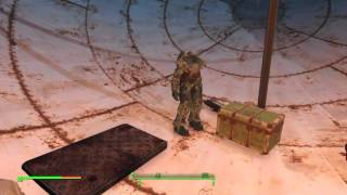 Fallout 4 Where to Find Power Armor Frame