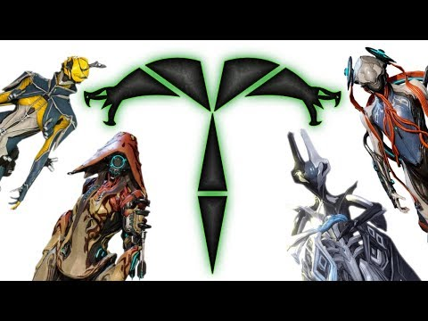 Warframe - Trib Tries Totally Tubular Augments!