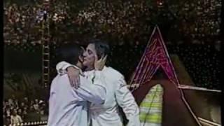 Leandro & Leonardo e Fábio Jr. - Desculpe Mas Eu Vou Chorar - Amigos 1997