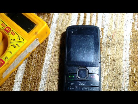 Nokia C1-01 Charging Problem Jumper Solution